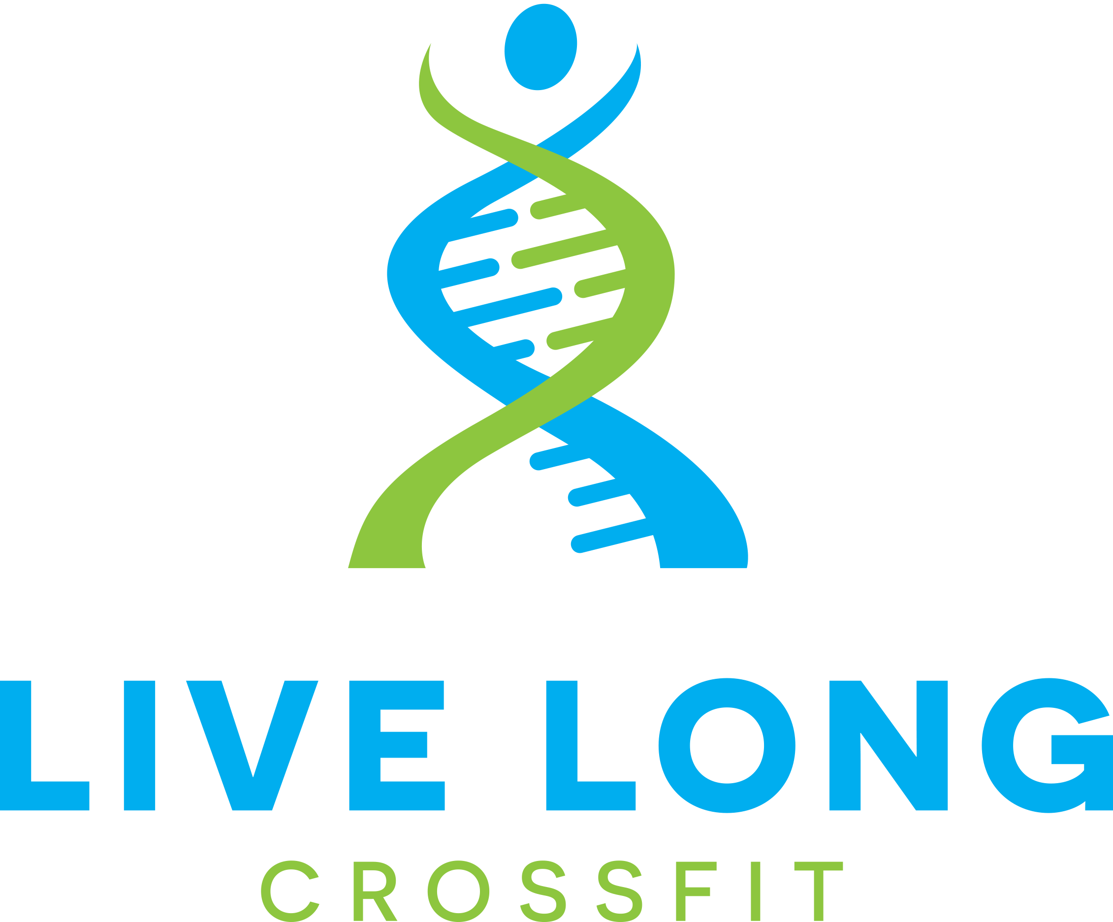 Live Long Crossfit Logo
